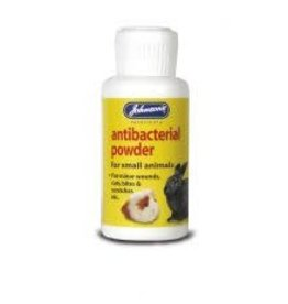 Johnsons Veterinary Products Johnsons Small Animal Antibacterial Powder