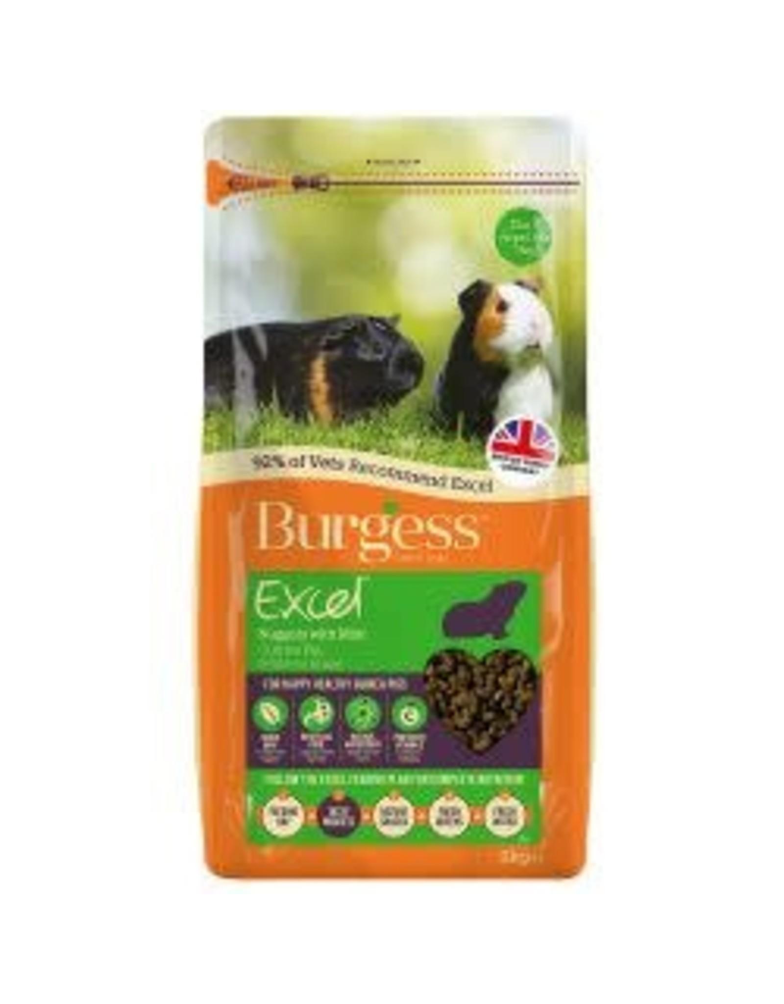 Burgess Excel Burgess Excel Guinea Pig Mint