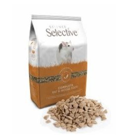 Selective Selective Rat & Mouse Food 1.5kg