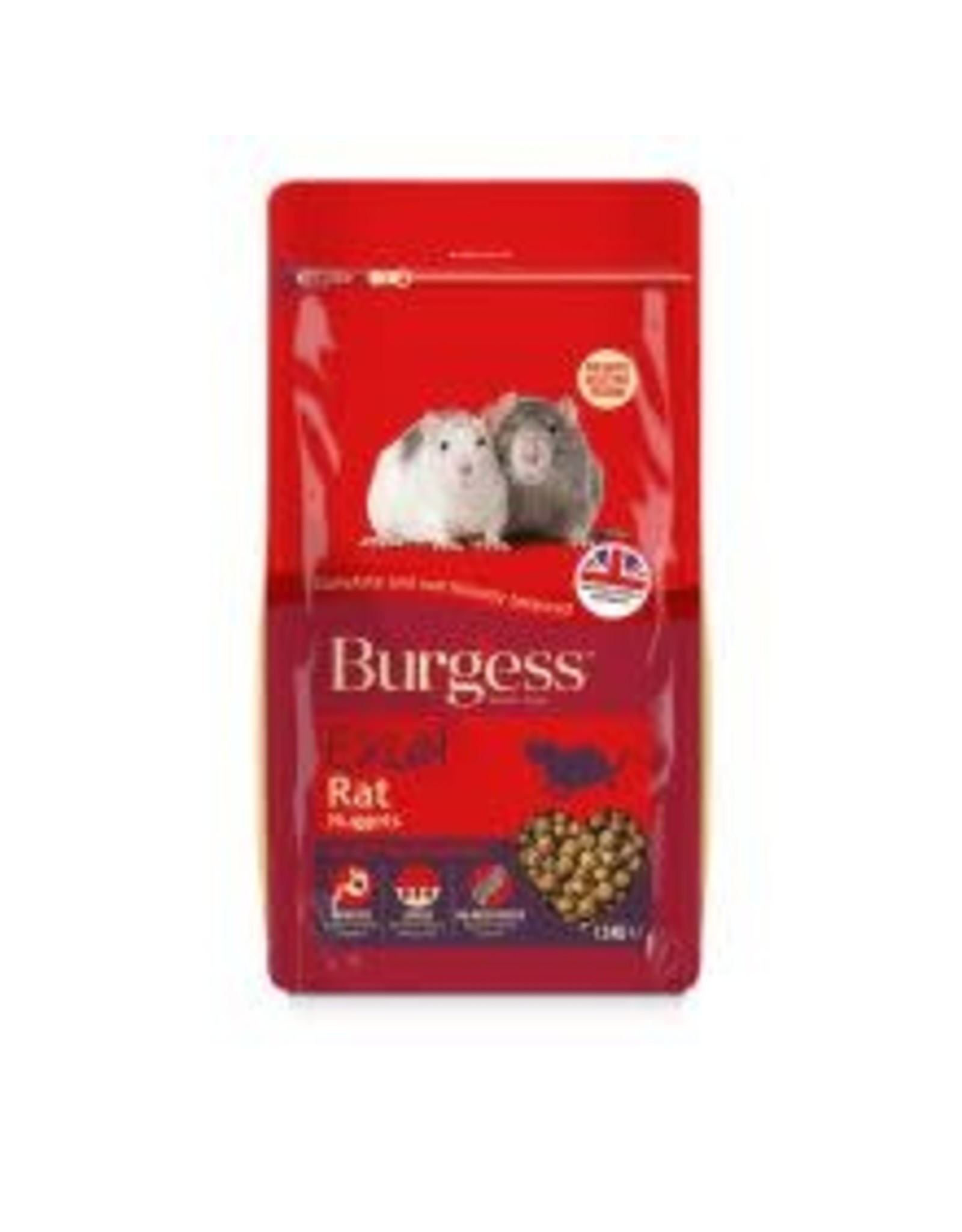 Burgess Excel Burgess Excel Rat Nuggets