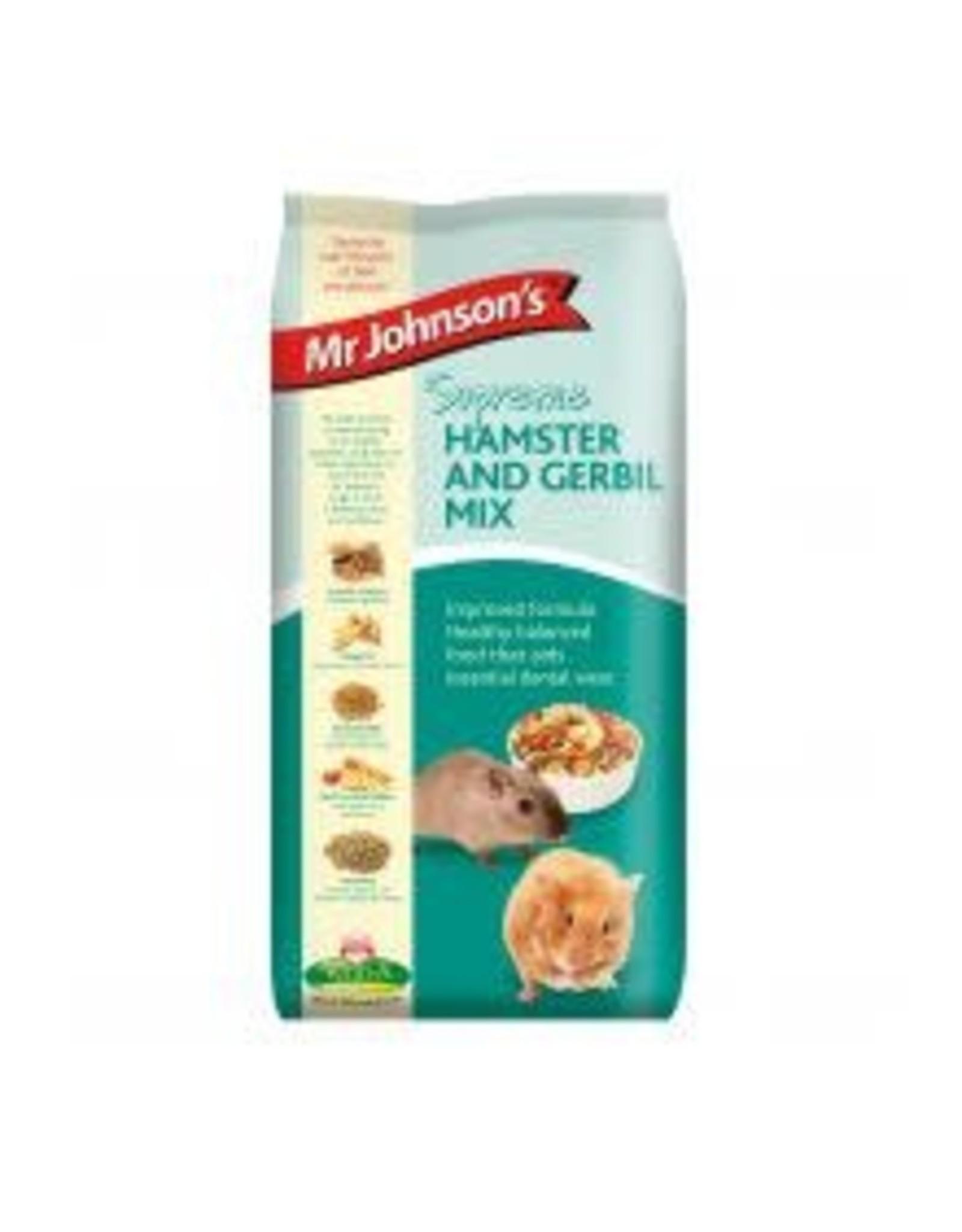 Mr Johnson's Mr Johnsons Supreme Hamster & Gerbil Mix 900g