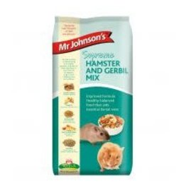 Mr Johnson's Mr Johnsons Supreme Hamster & Gerbil Mix 900g