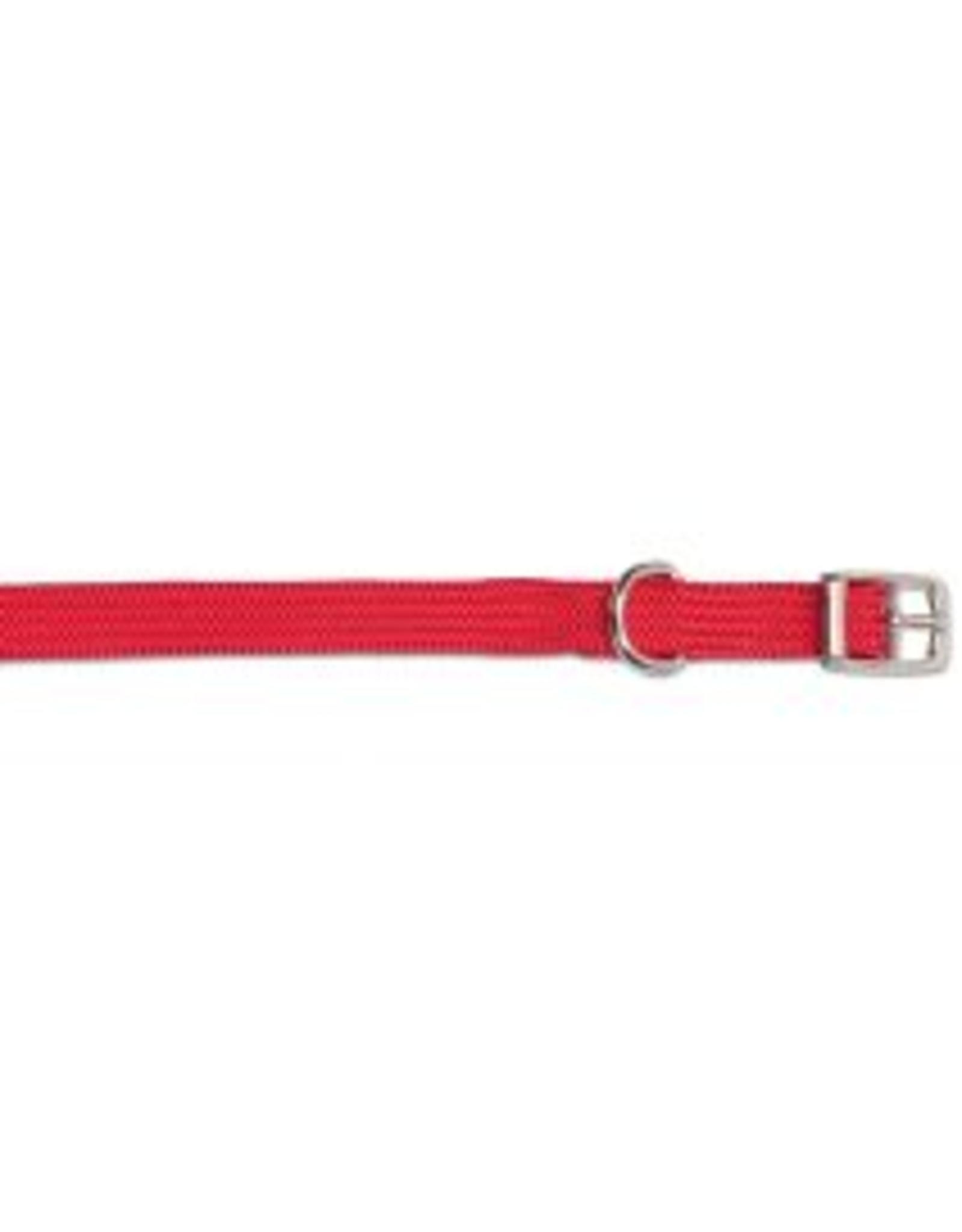 Ancol Ancol Soft Weave Collar 12cm Red