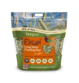 Burgess Excel Burgess Excel Long Stem Feeding Hay 1kg