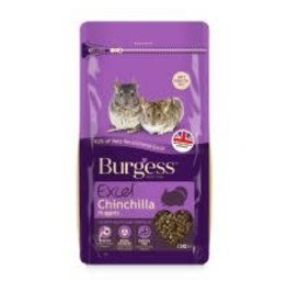 Burgess Excel Burgess Excel Chinchilla Nuggets 1.5kg