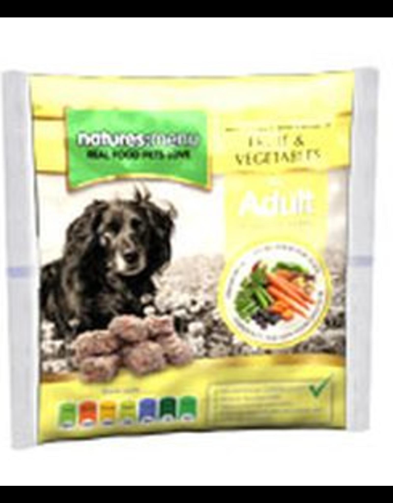 Natures Menu Natures Menu Fruit & Veg Nuggets 1kg