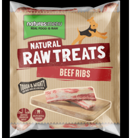 Natures Menu Natures Menu Raw Beef Ribs