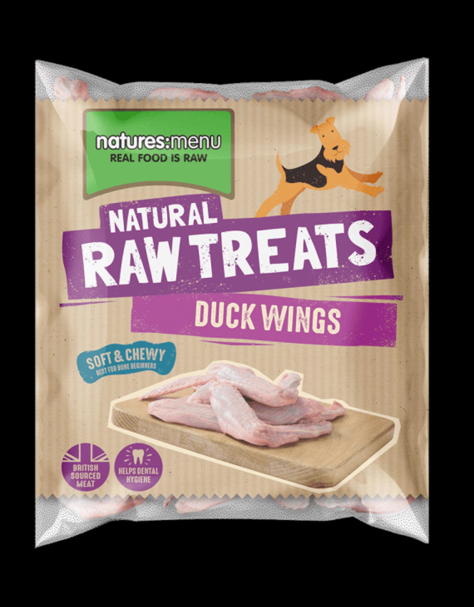 Natures Menu Natures Menu Raw Duck Wings