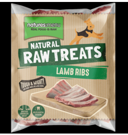 Natures Menu Natures Menu Raw Lamb Ribs