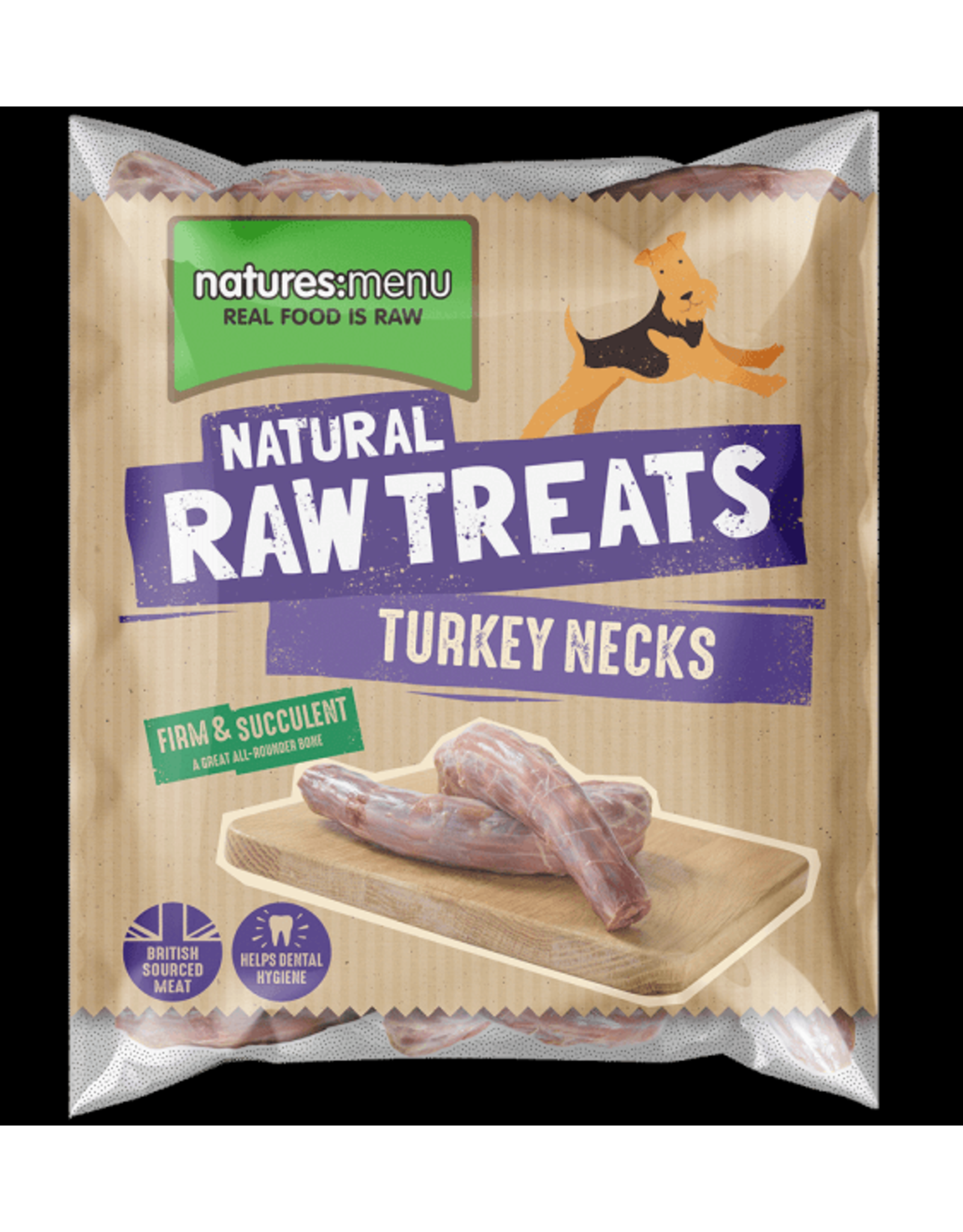 Natures Menu Natures Menu Raw Turkey Necks