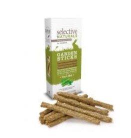 Selective Selective Naturals Garden Sticks 60g
