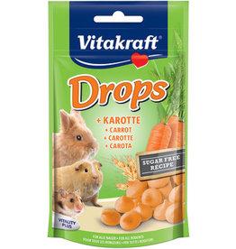 Vitakraft Vitakraft Small Animal Carrot Drops