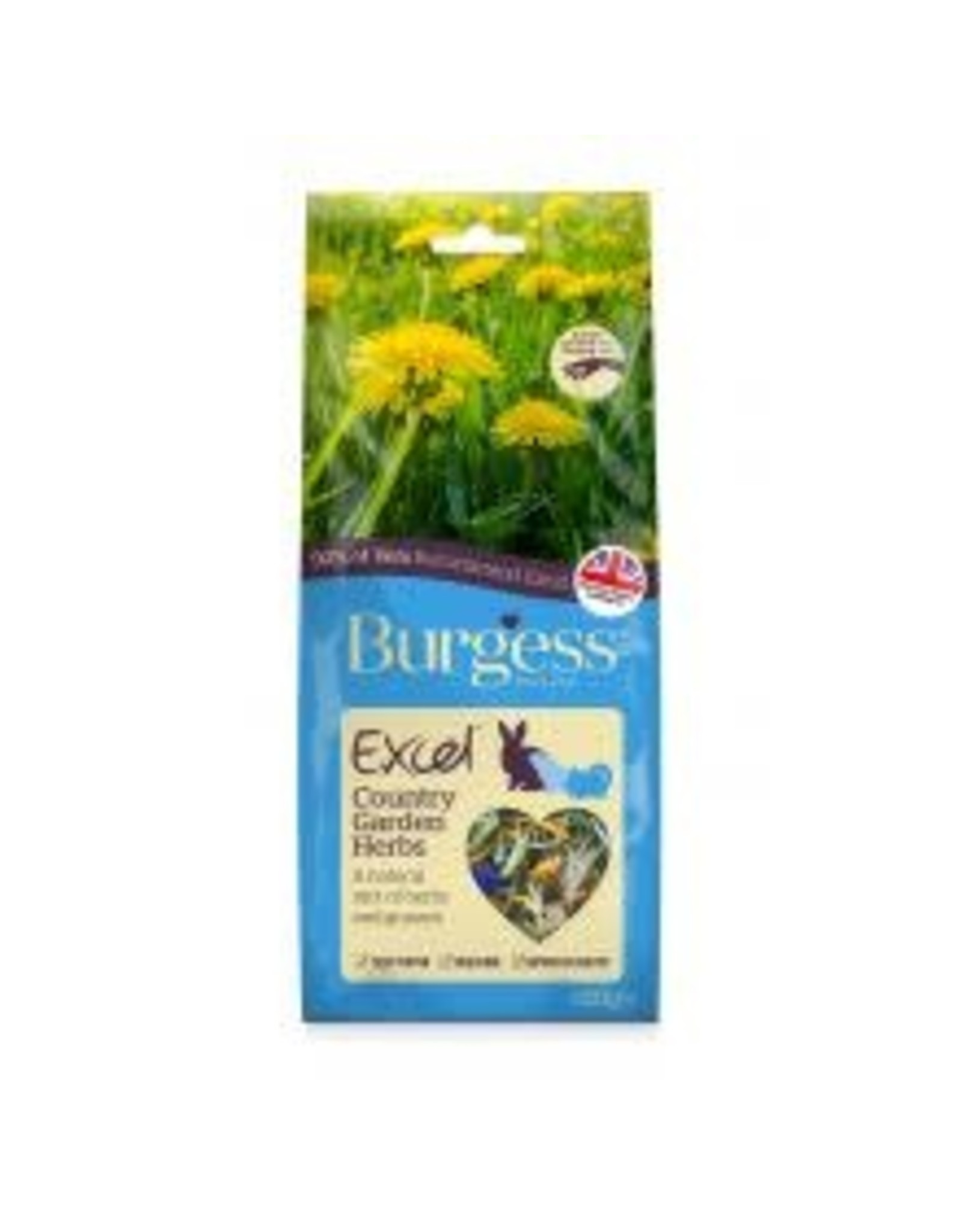 Burgess Excel Burgess Excel Country Garden Herbs 120g