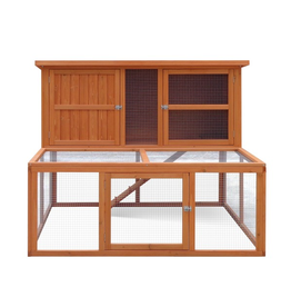 Harrison's Harrisons Bowness Double Height Hutch And Run