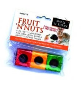 Sharples Fruit 'N' Nut Chew