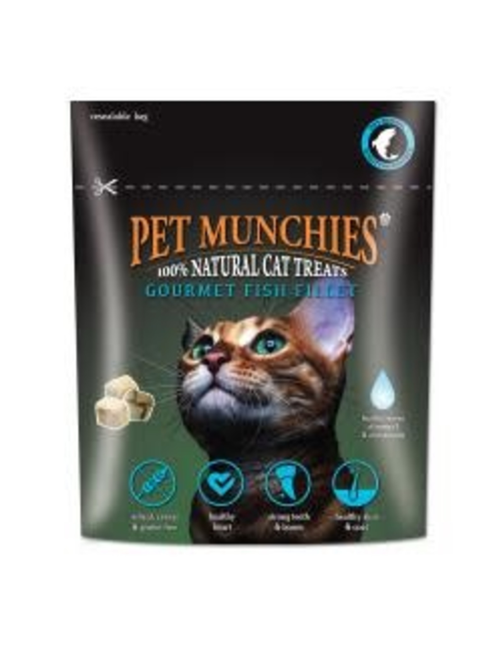 Pet Munchies Pet Munchies Cat Fish Fillet