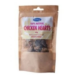 Hollings Hollings Chicken Hearts 60g