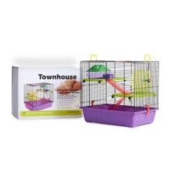Sharples Townhouse Hamster Cage