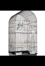 Rainforest Cages Caracus Bird Cage Black