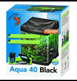 SuperFish Superfish Panorama 40 Aquarium Black