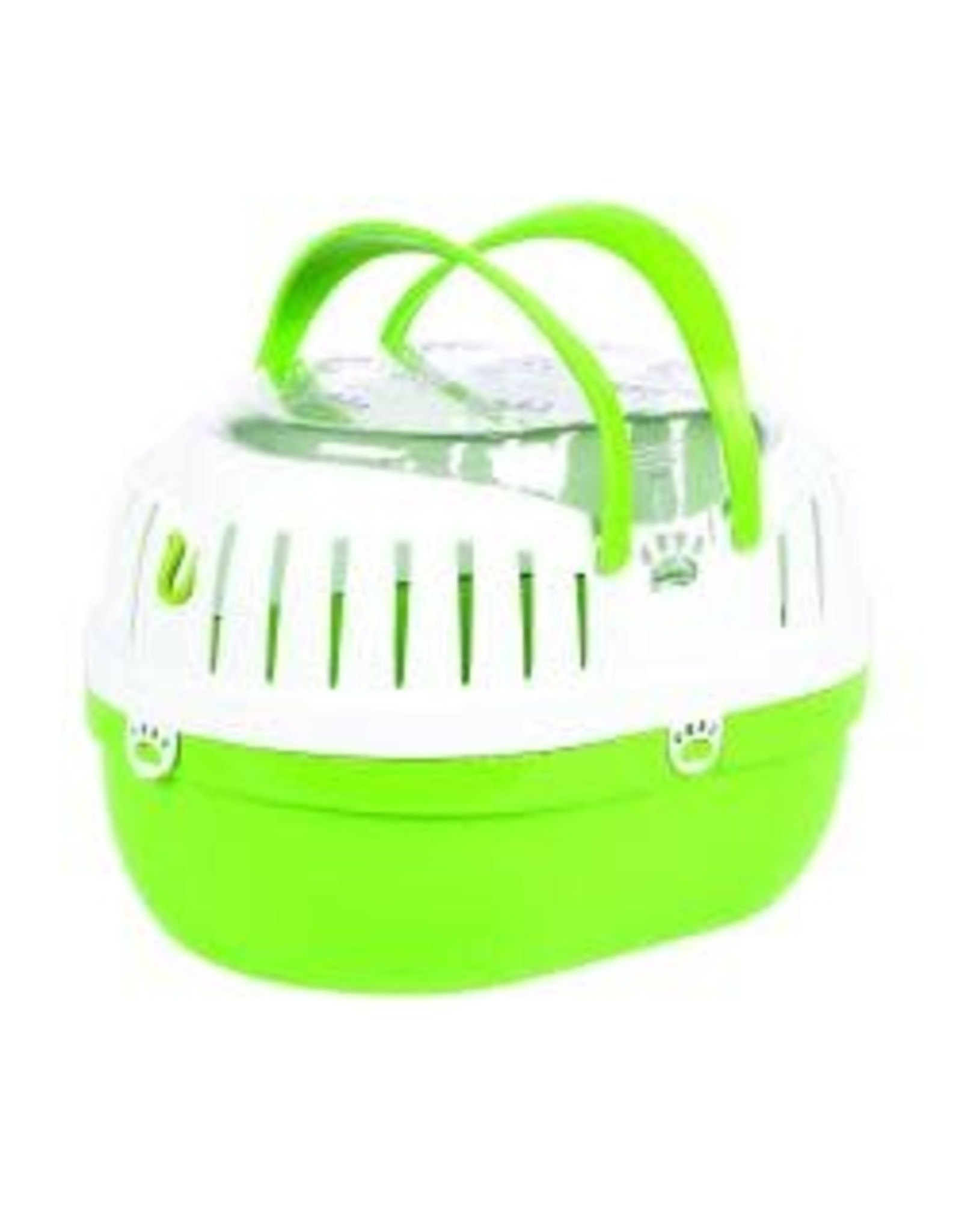 Happy Pet Small Animal Carrier Small Green