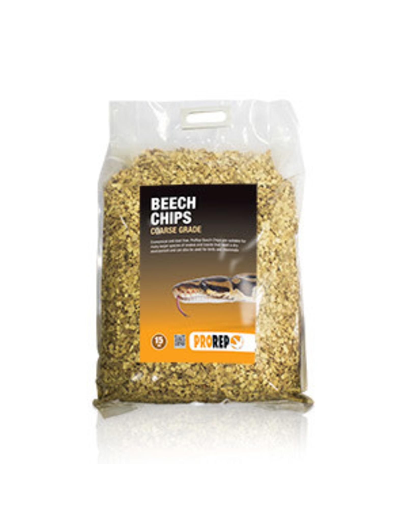 Pro Rep PR Beech Chip Coarse