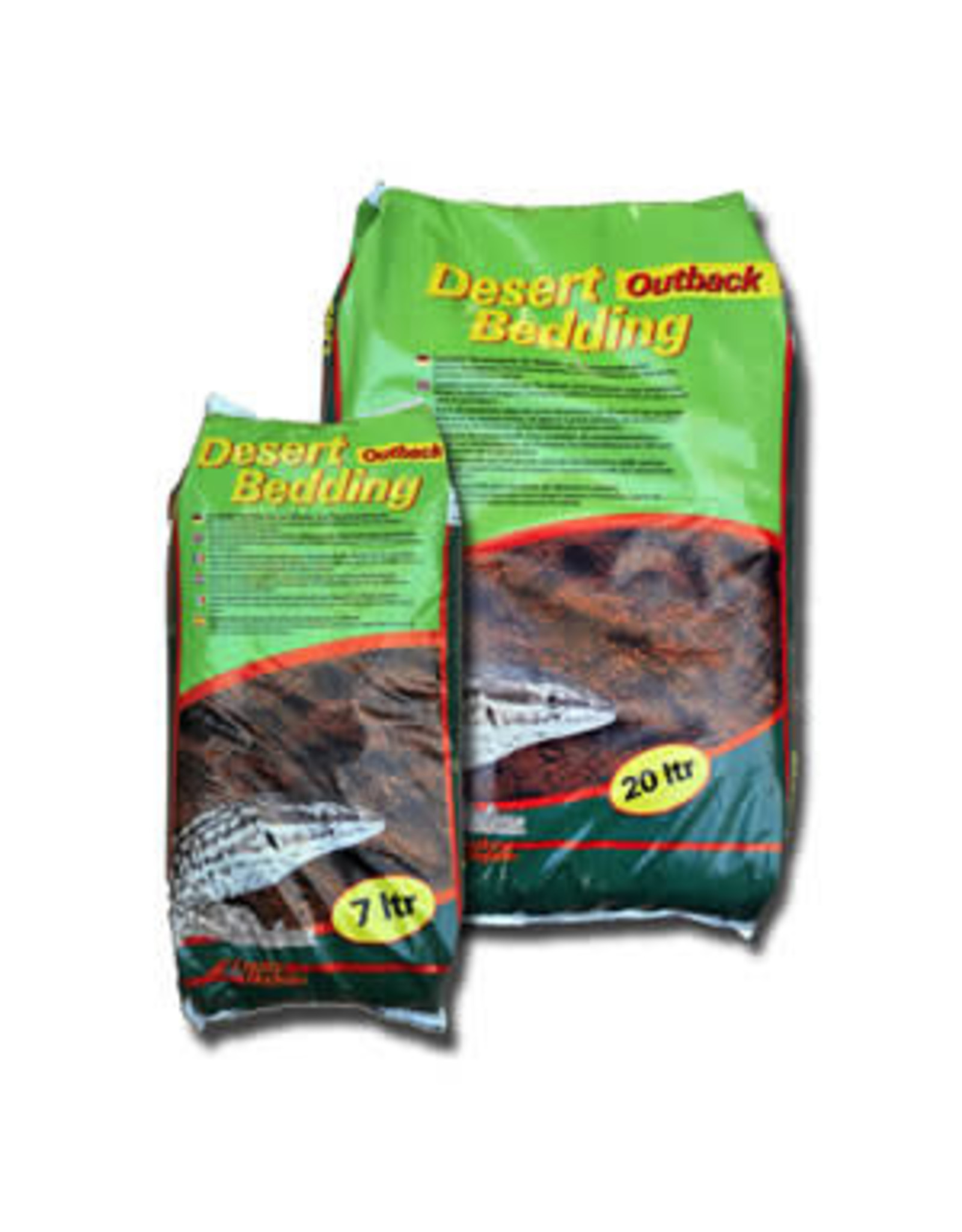 Pro Rep LR Desert Bedding Outback Red 20L