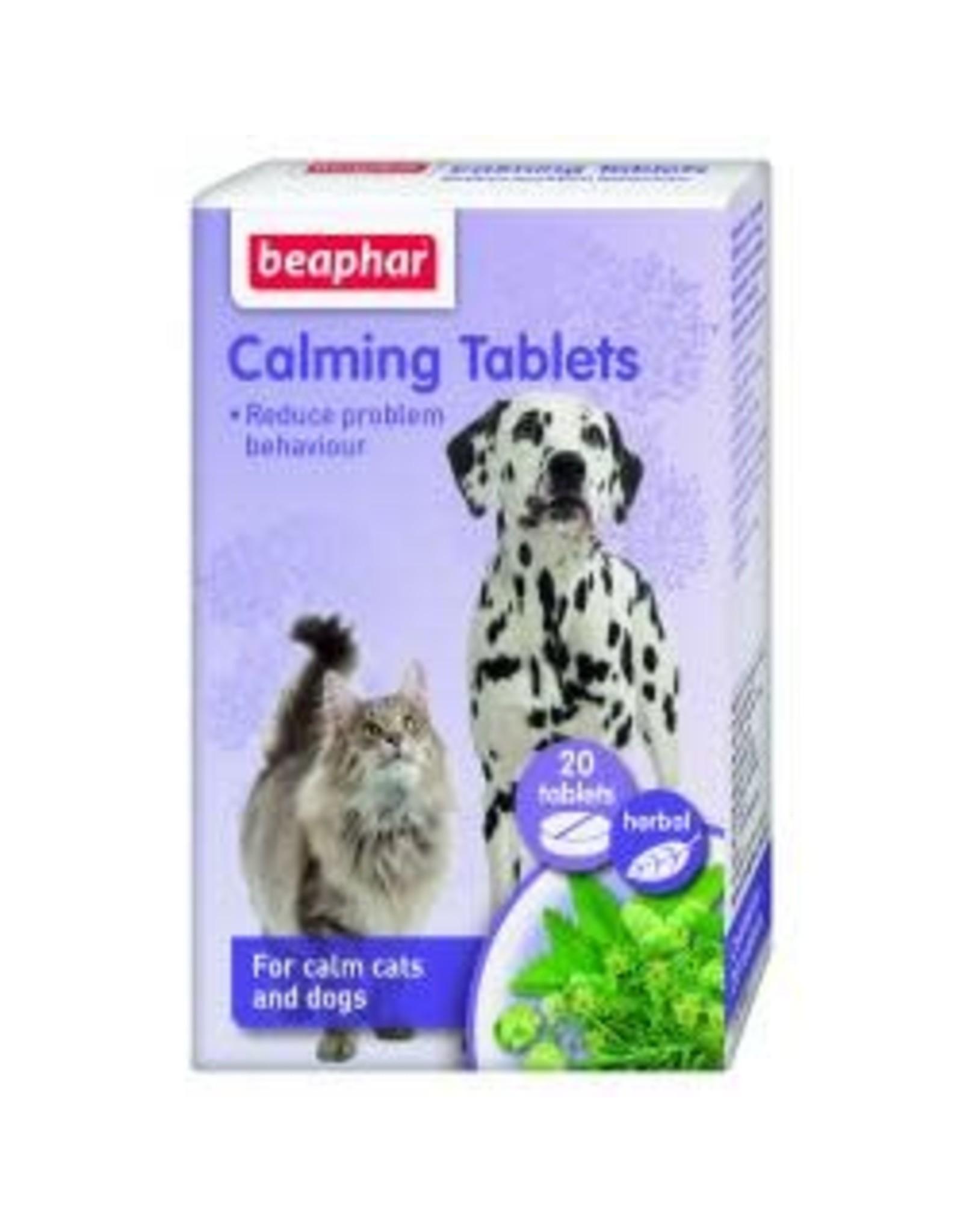 Beaphar Beaphar Calming Tablets For Cats & Dogs
