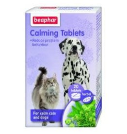 Beaphar Beaphar Calming Tablets For Cats & Dogs