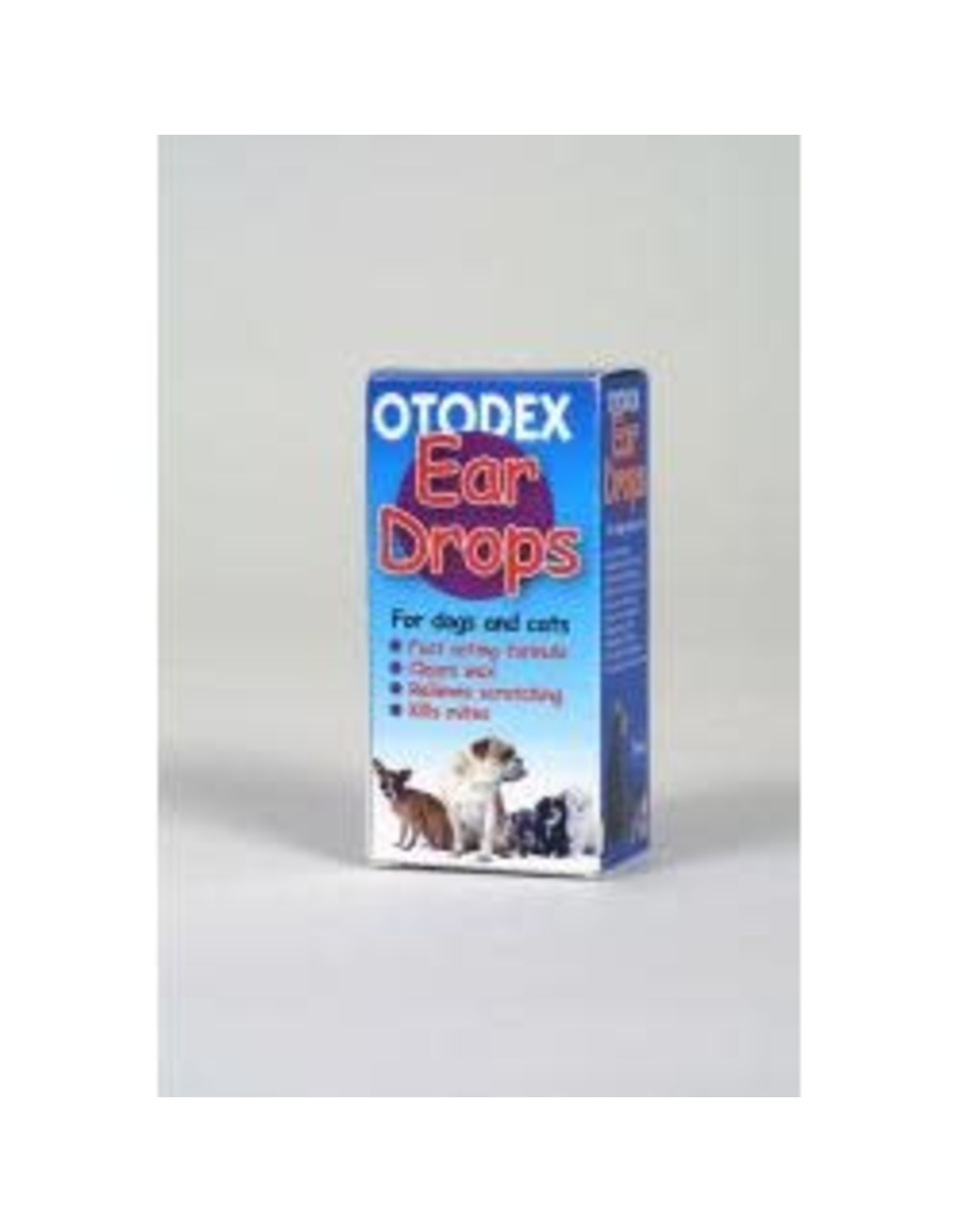 Otodex Otodex Mite Ear Drops For Cats & Dogs