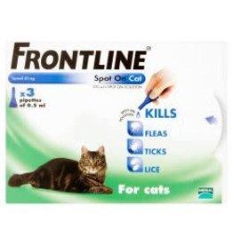 Frontline Frontline Cat Spot On 3 Pipette