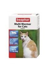 Beaphar Beaphar Cat Multi Wormer Tablets