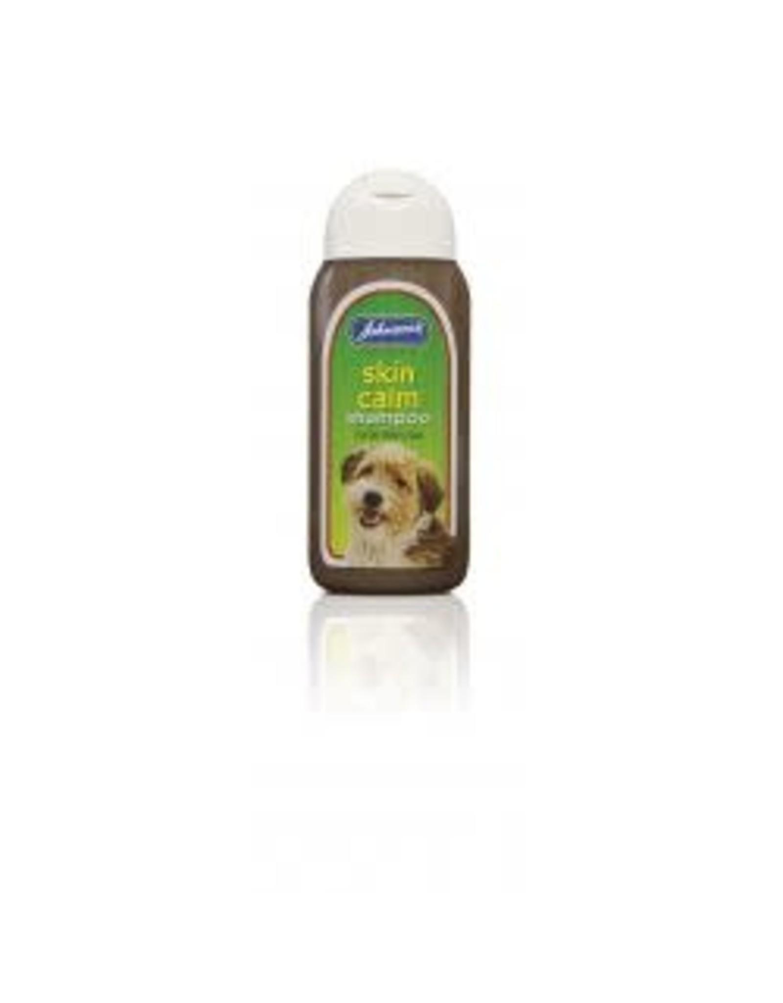 Johnsons Veterinary Products Johnsons Skin Calm Dog Shampoo 200ml