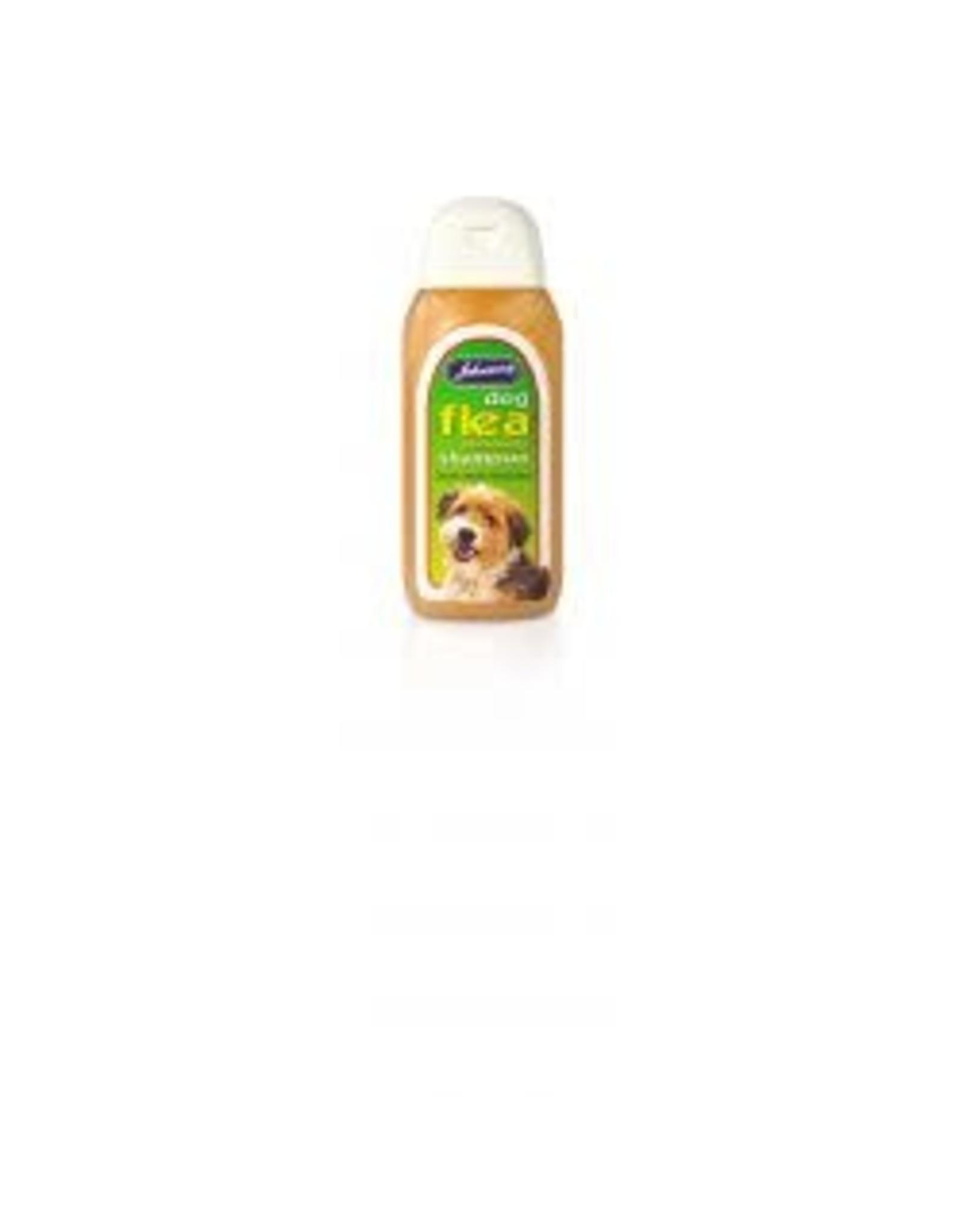 Johnsons Veterinary Products Johnsons Dog Flea Shampoo 200ml