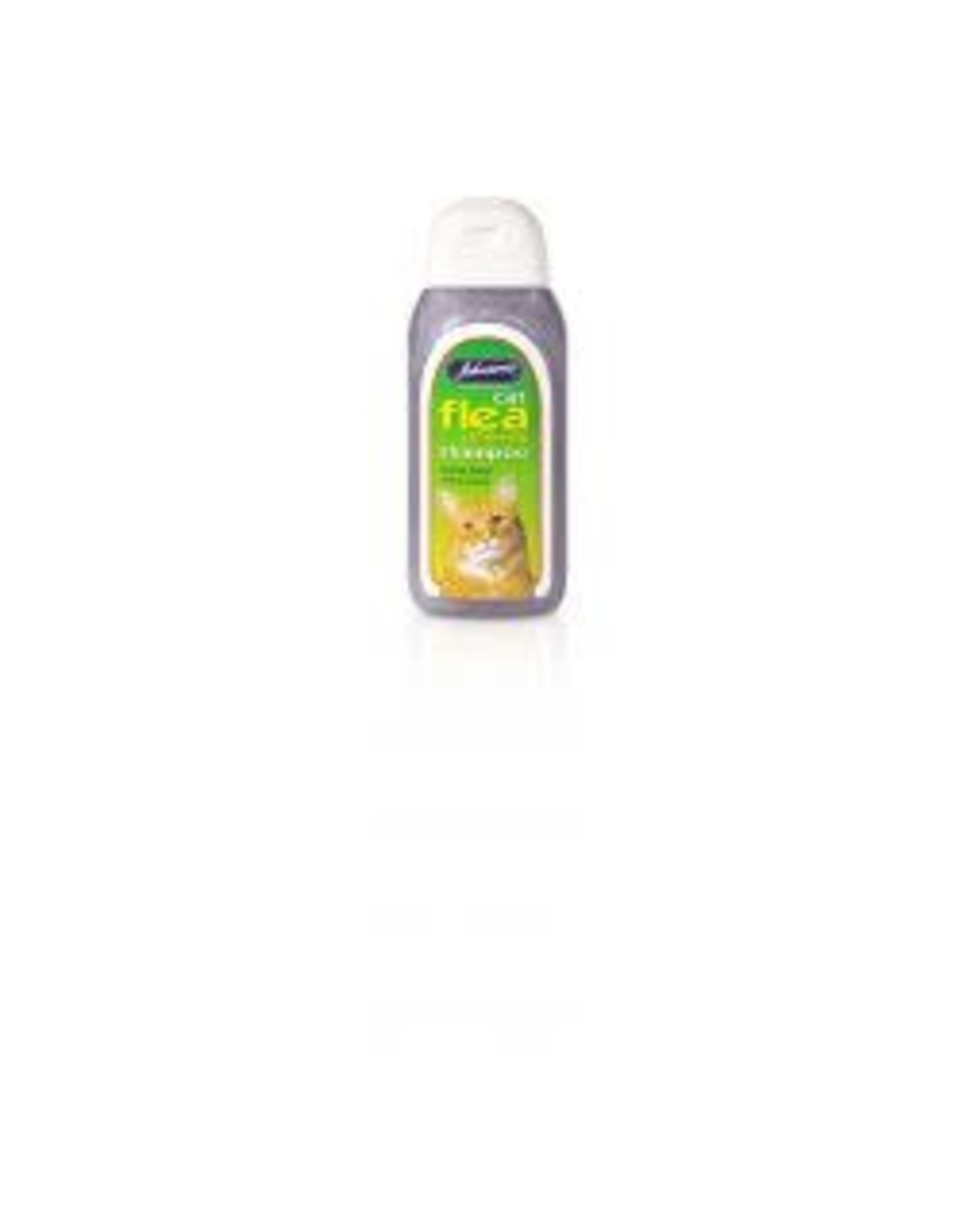 Johnsons Veterinary Products Johnsons Cat Flea Shampoo 200ml