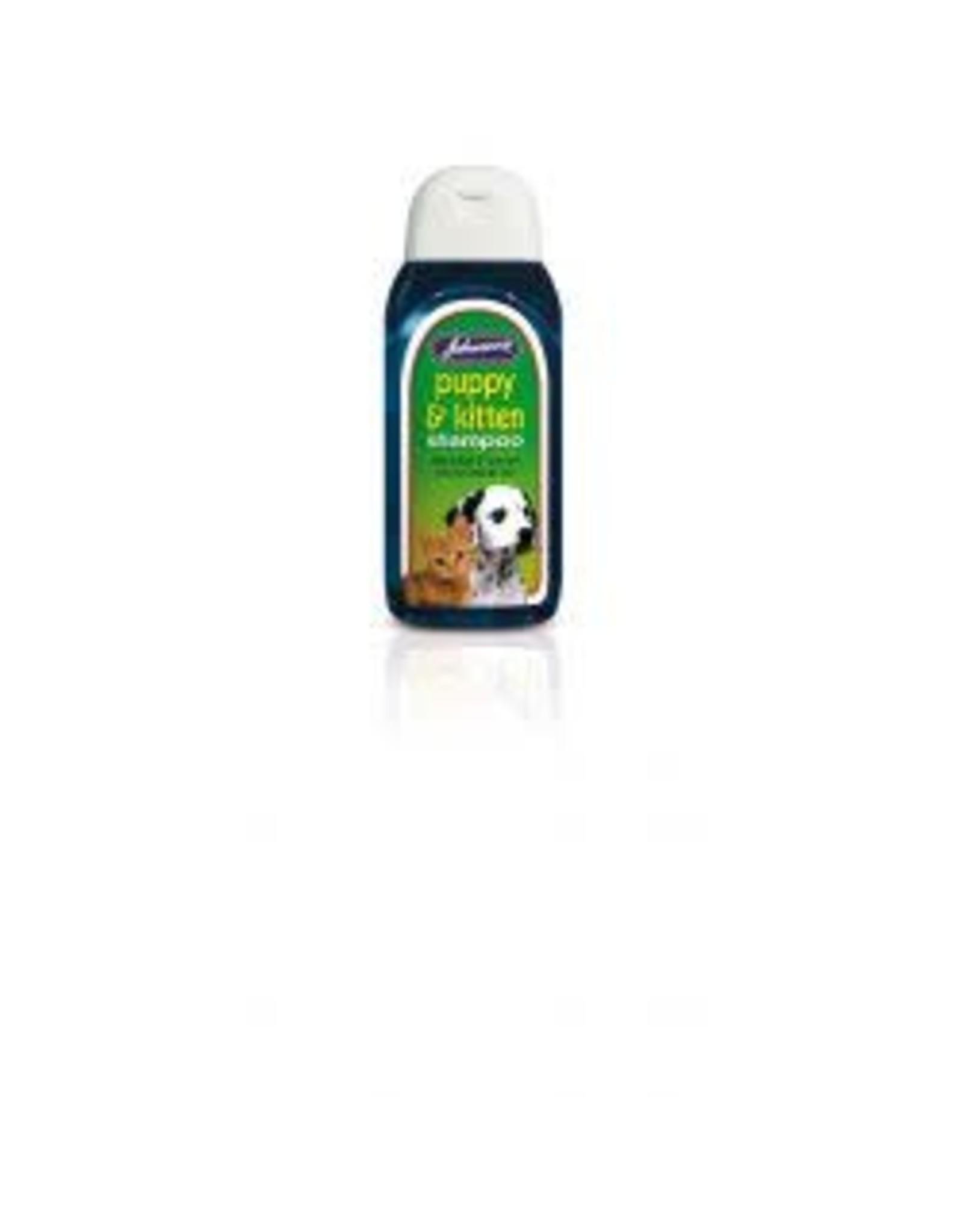 Johnsons Veterinary Products Johnsons Puppy & Kitten Shampoo 200ml