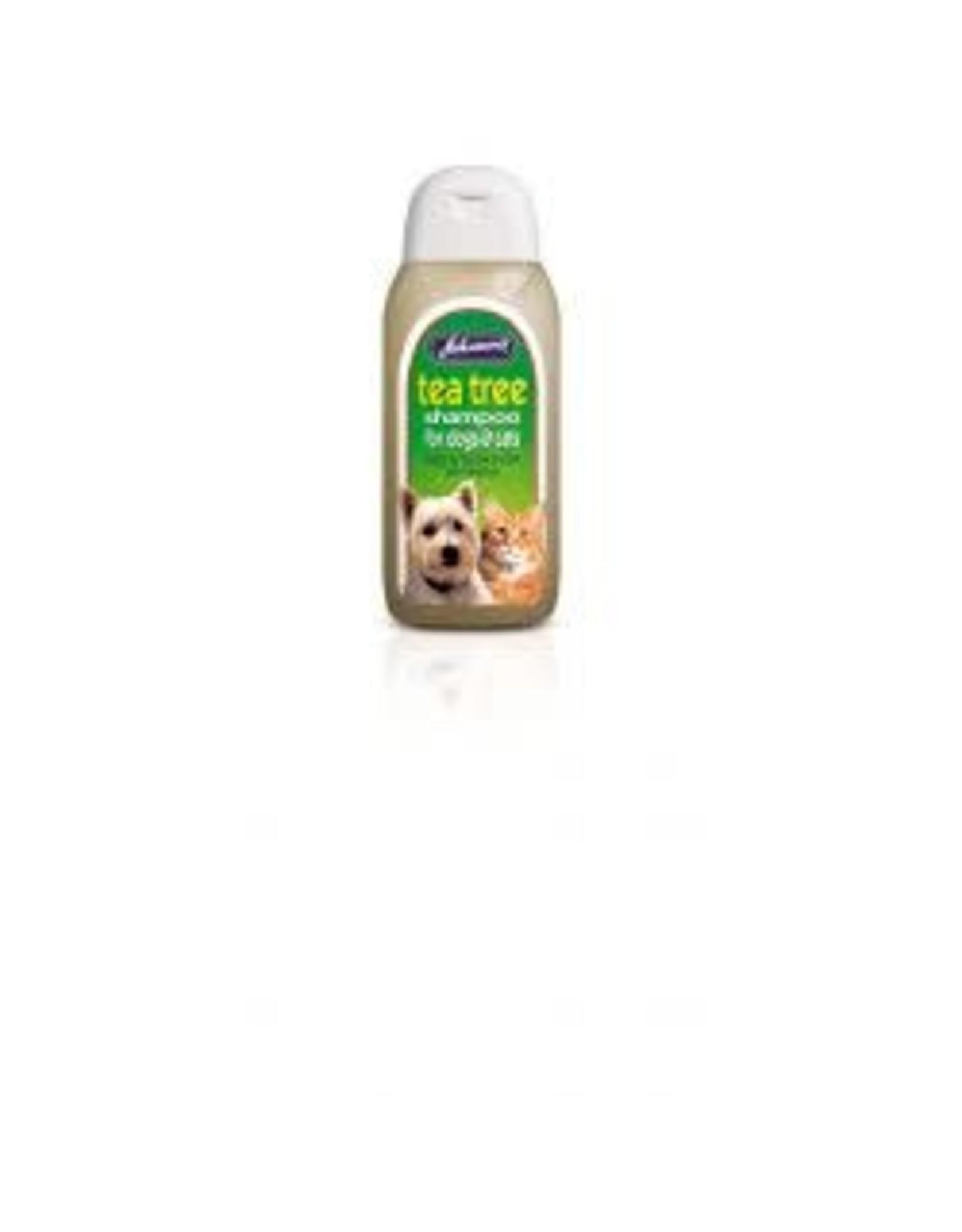 Johnsons Veterinary Products Johnsons Tea Tree Shampoo 200ml