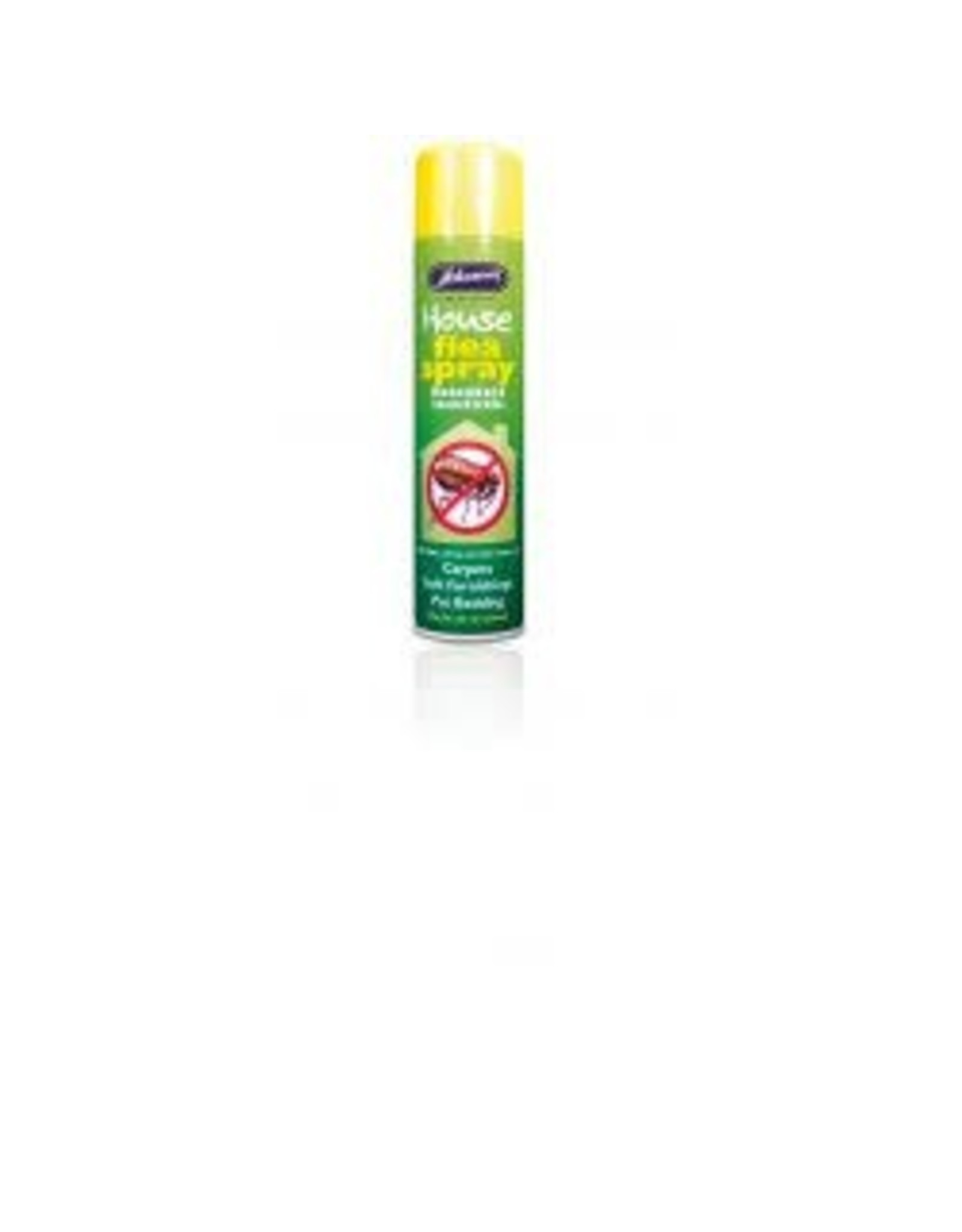 Johnsons Veterinary Products Johnsons House Flea Spray 400ml