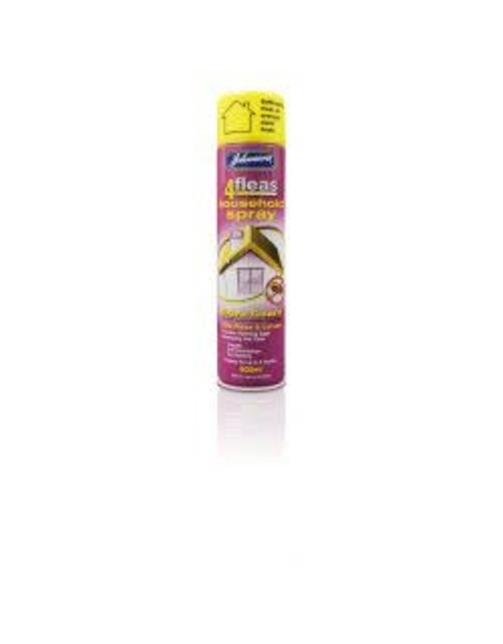 Johnsons Veterinary Products Johnsons 4Fleas Household Flea Spray 600ml
