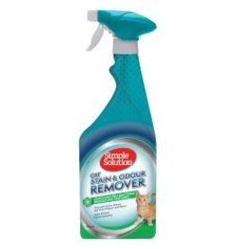 Simple Solutions SS Cat Stain & Odour Remover 750ml