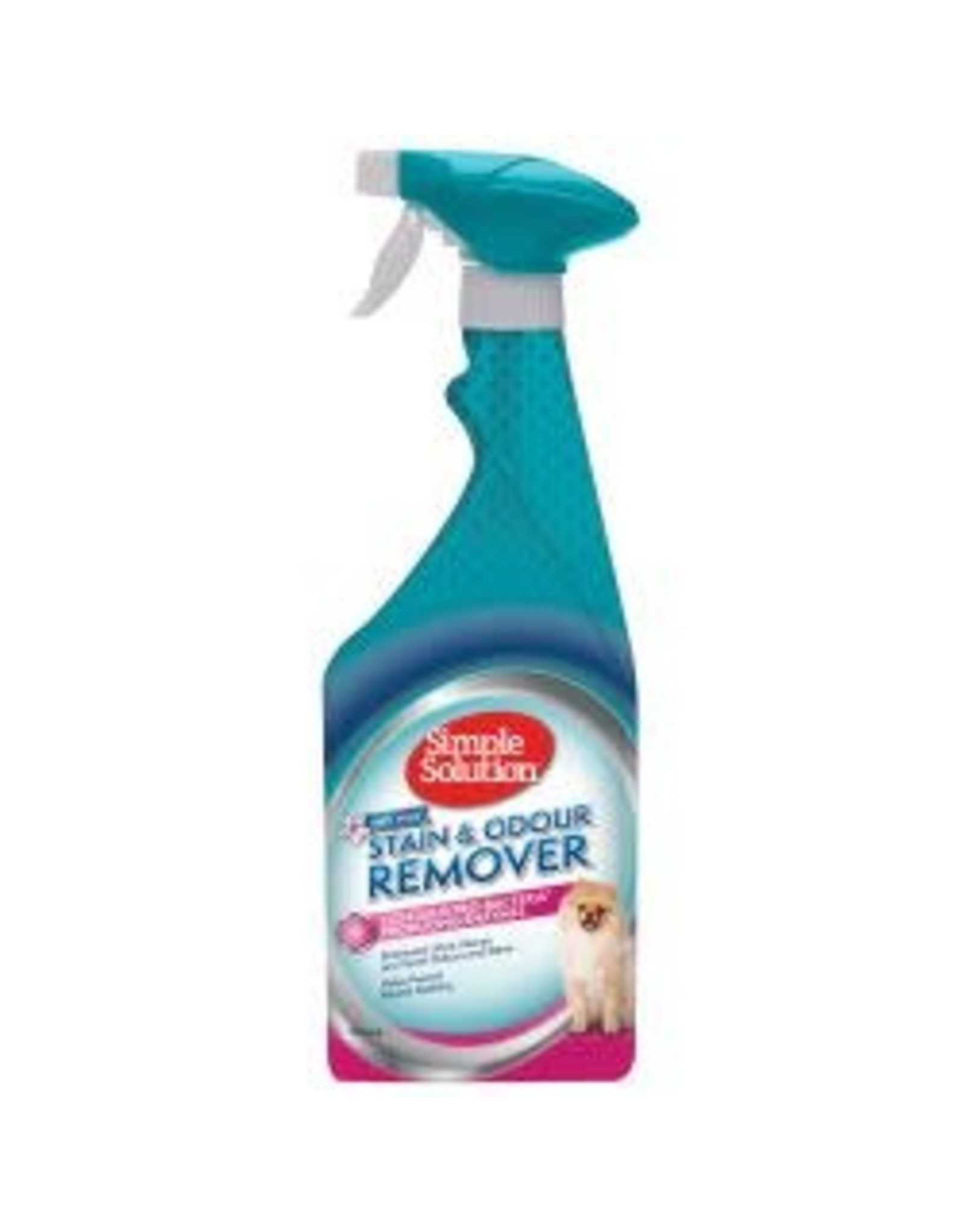Simple Solutions SS Dog Stain & Odour Remover 750ml