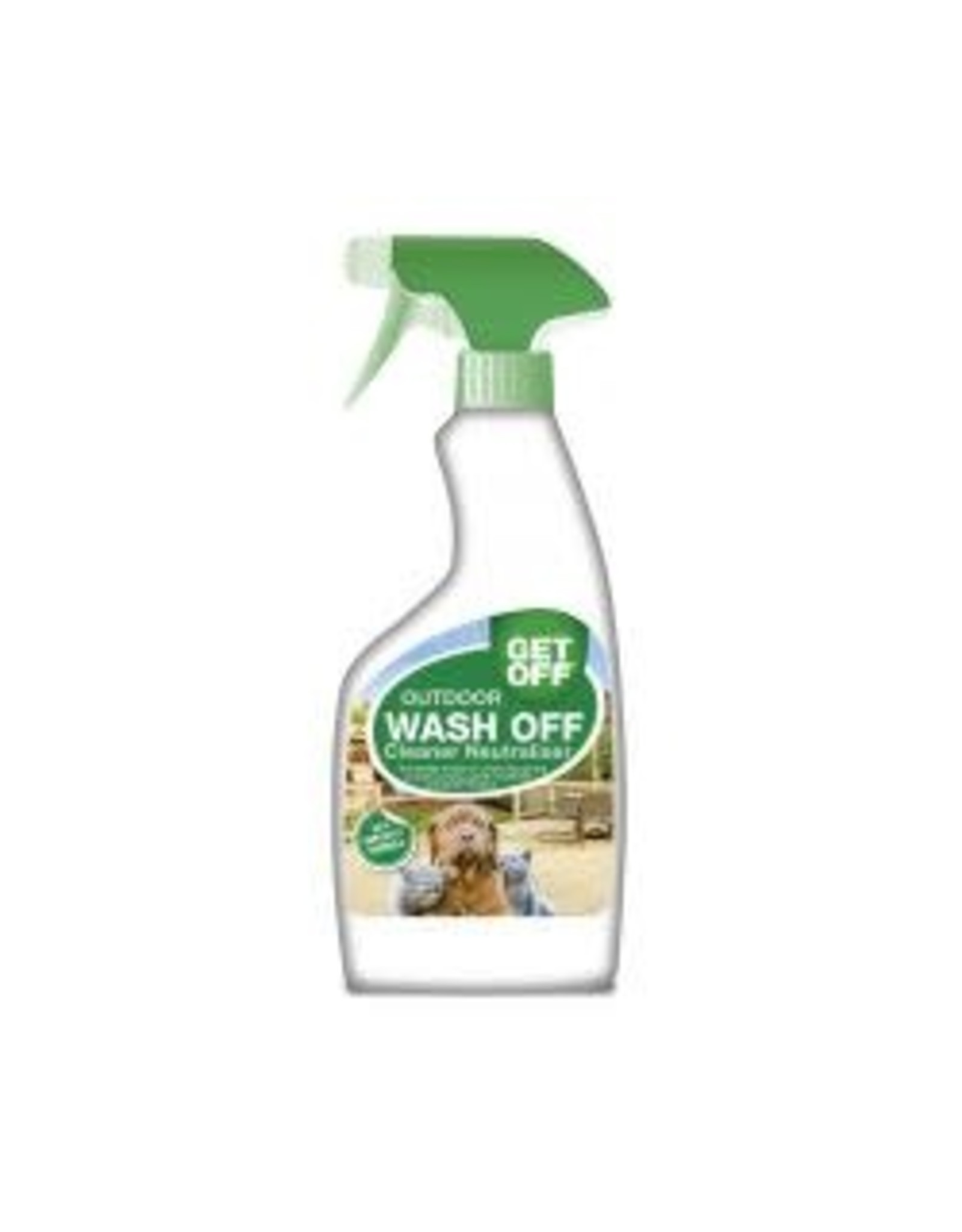 Get Off Get Off Wash Off Spray 500ml