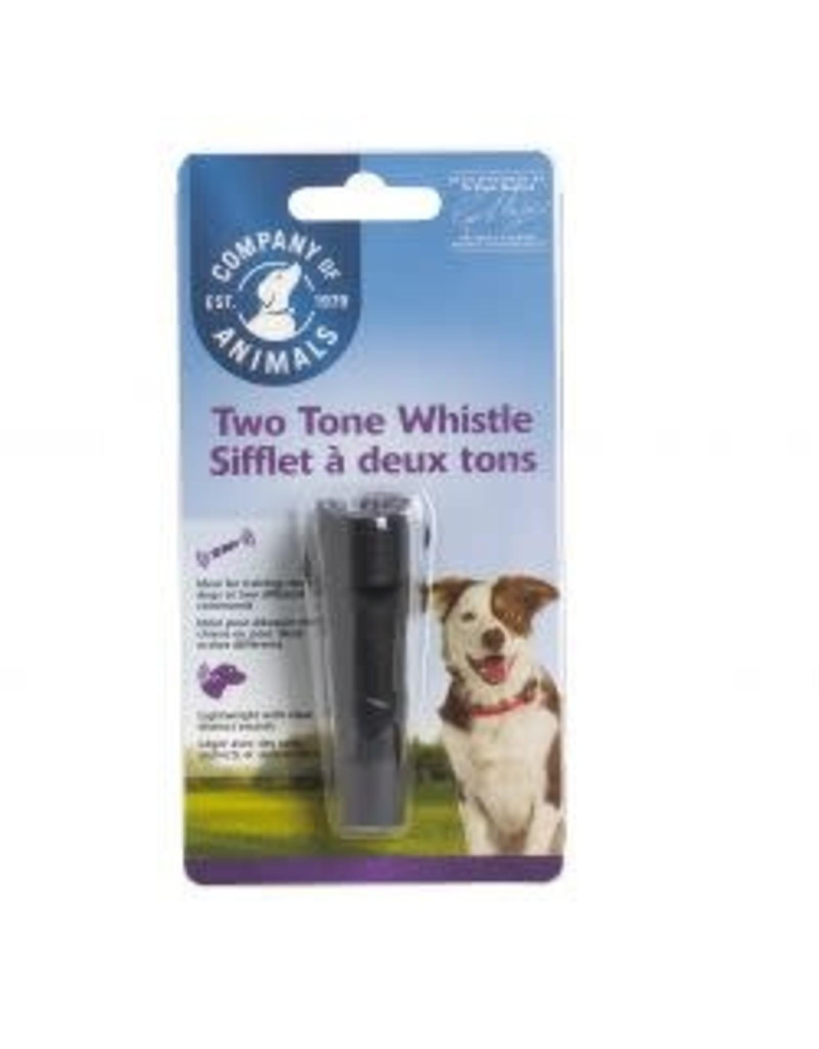 Company Of Animals COA Two Tone Whistle