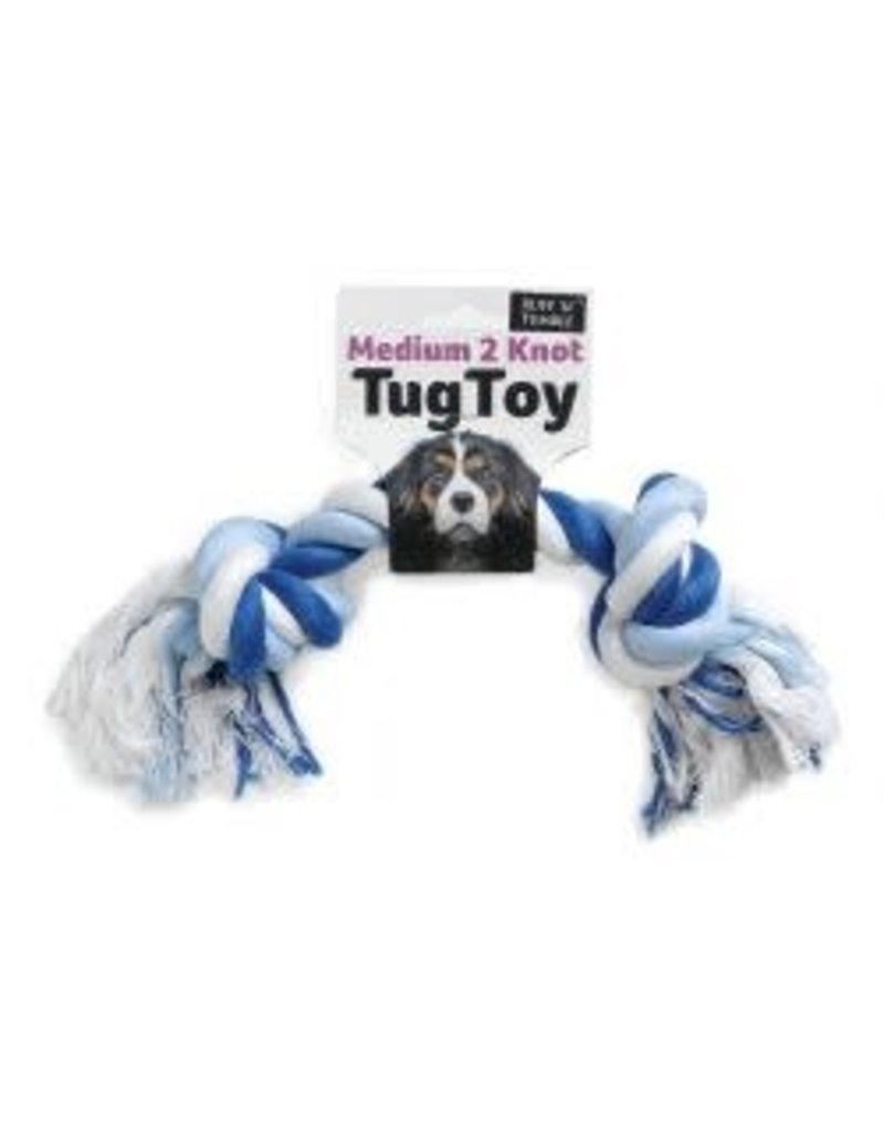 Sharples 2 Knot Rope Tug Toy