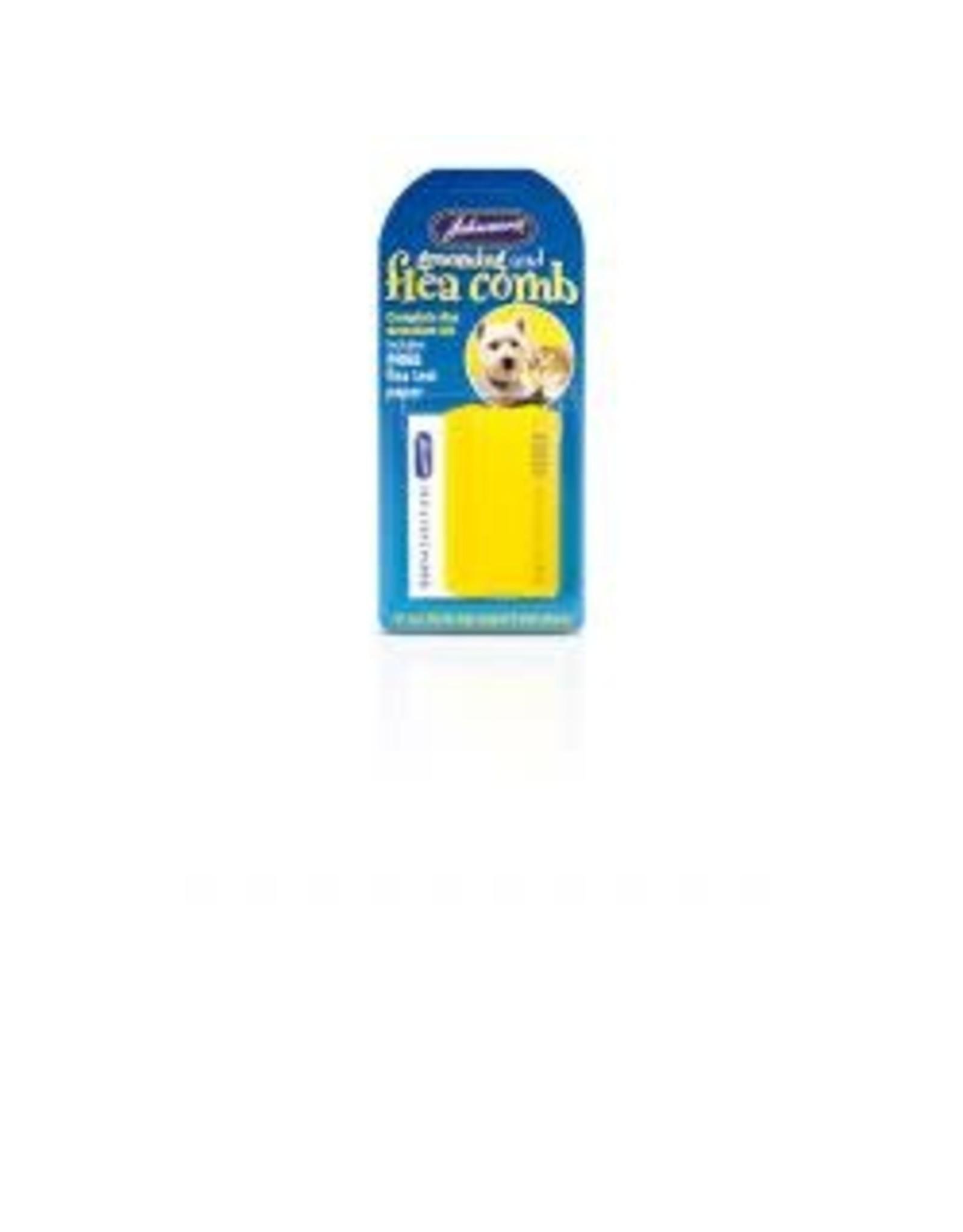 Johnsons Veterinary Products Flea Comb