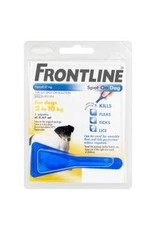Frontline Frontline Spot On Dog Small 1 Pipette