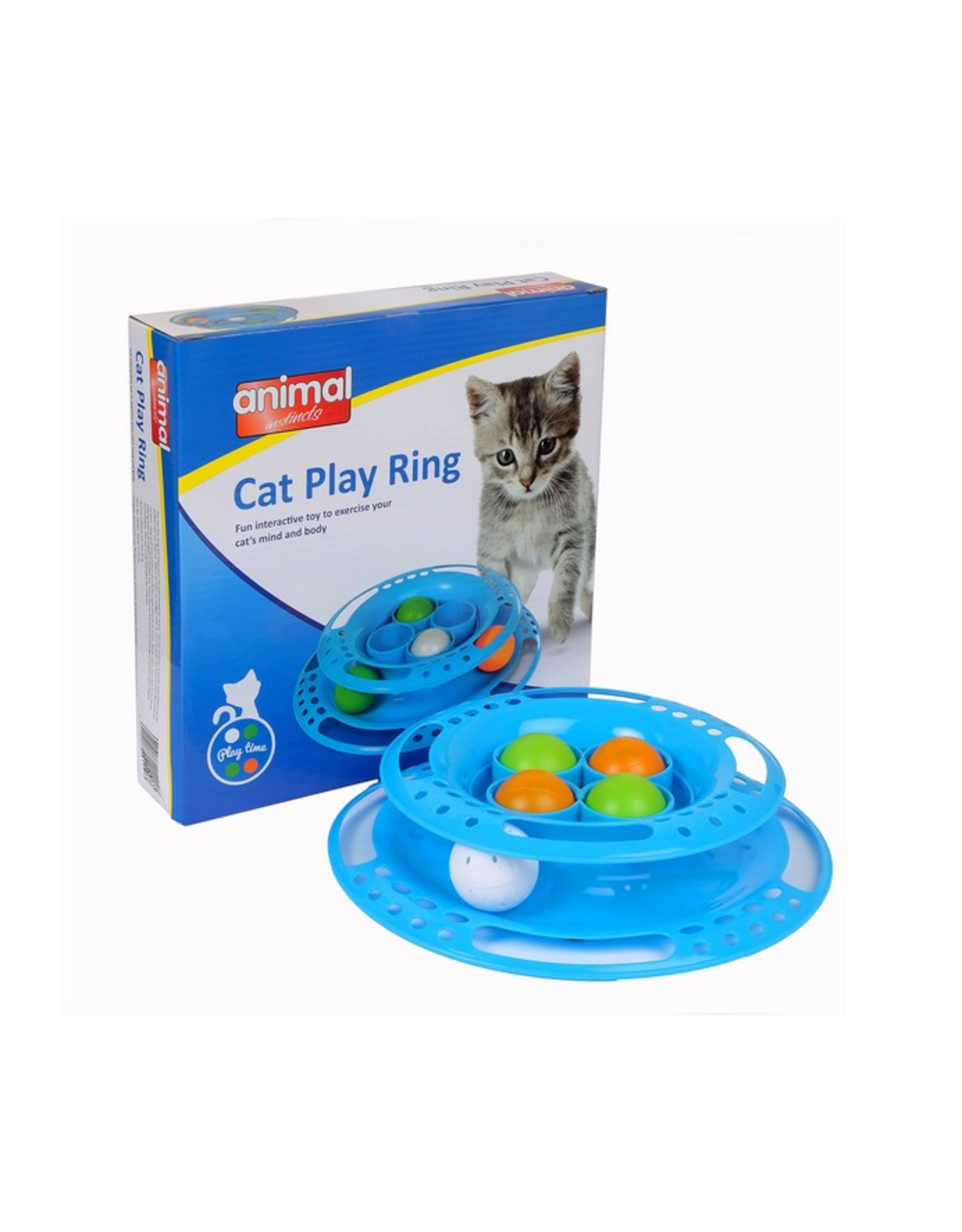 Animal Instincts Animal Insticts Cat Play Ring