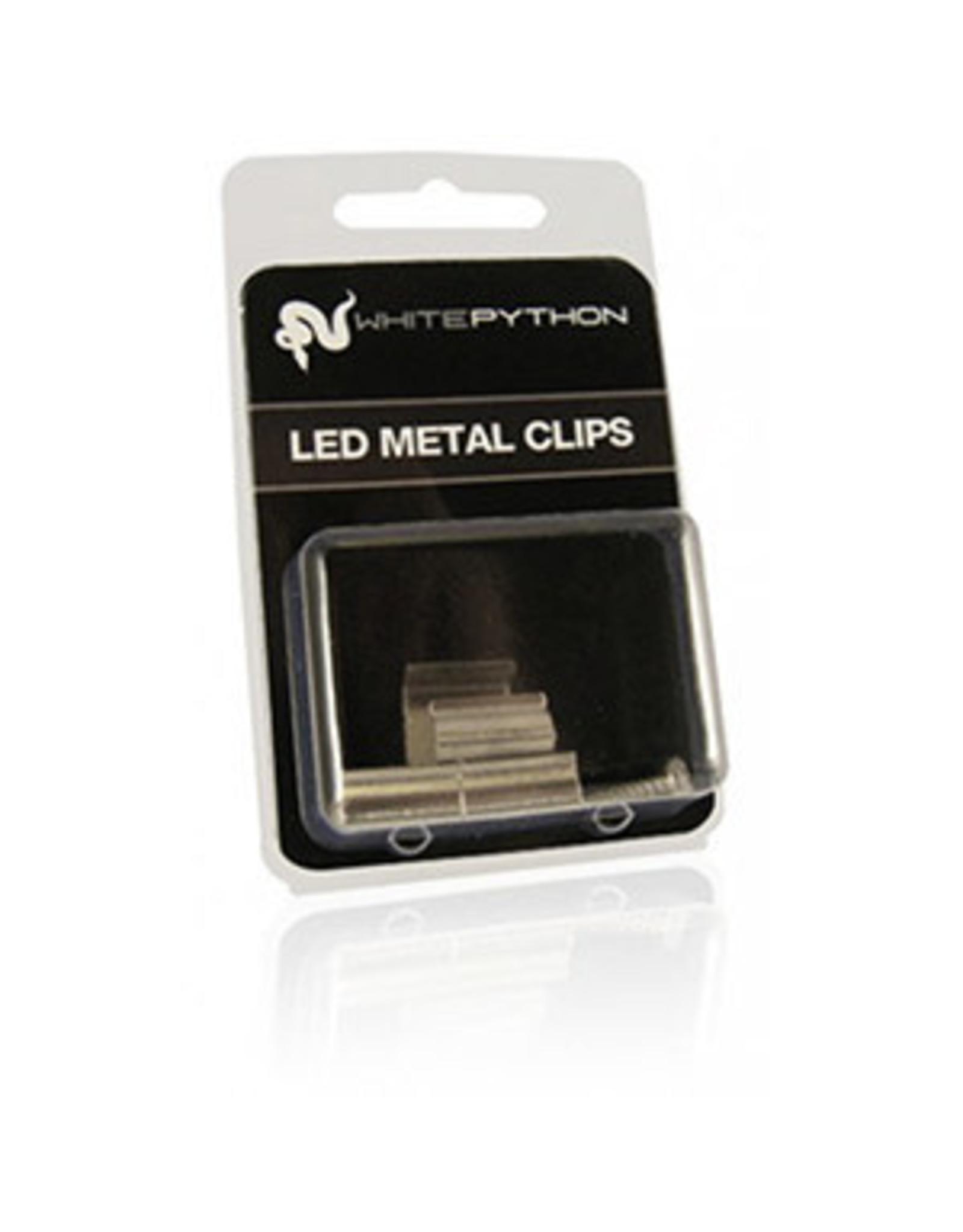 White Python WP LED Clips