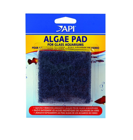 API API Algae Pad For Glass Tanks