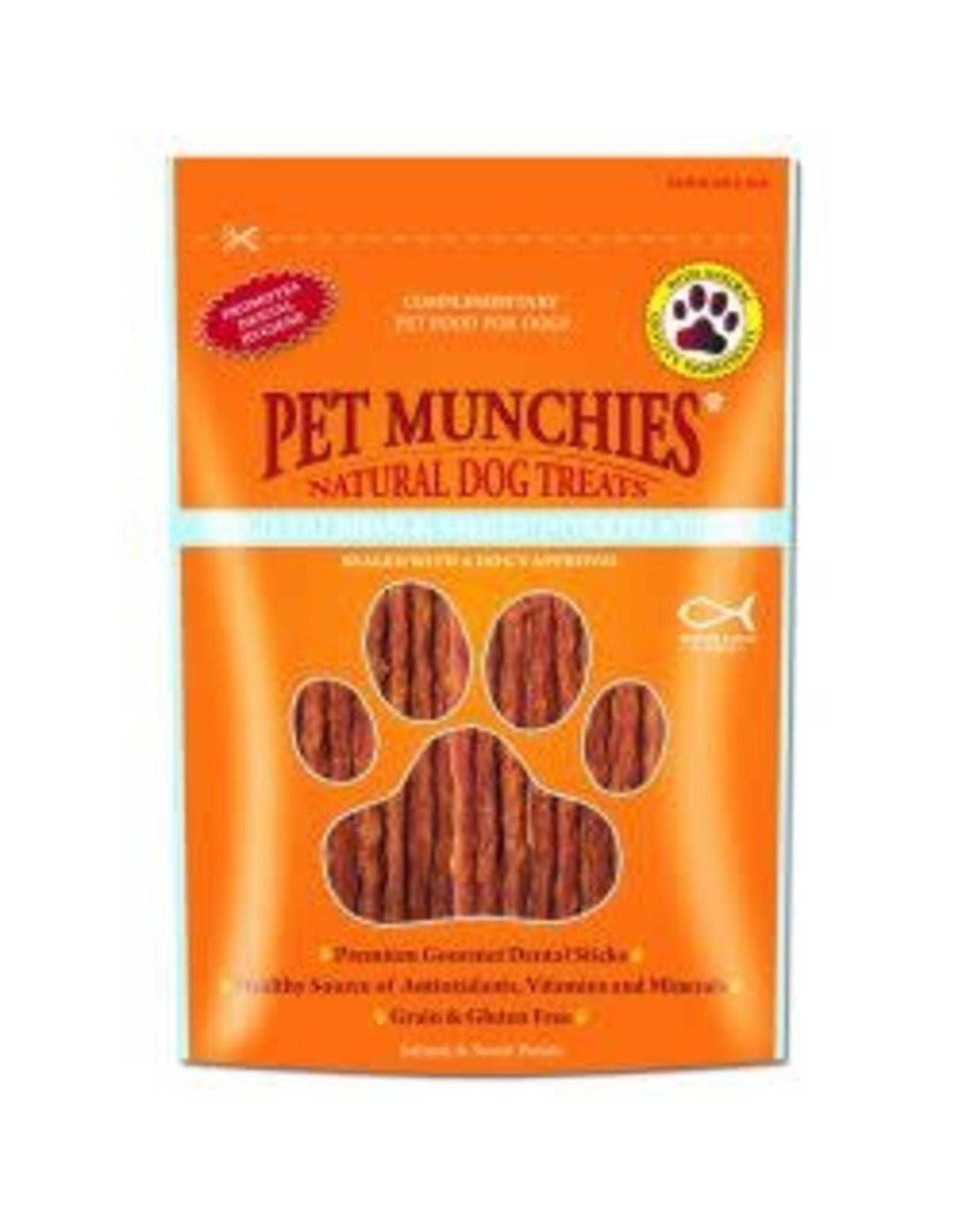 Pet Munchies Pet Munchies Wild Salmon And Sweet Potato Treats 90g
